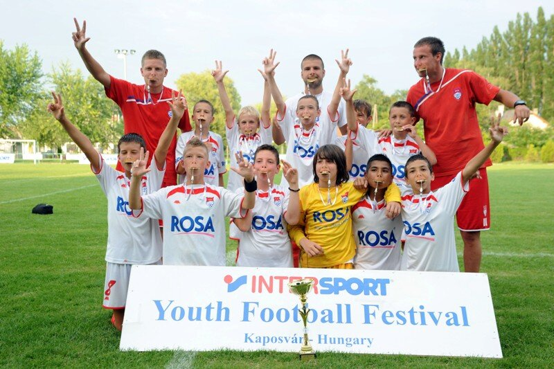 Youth Football Festival Gallery 2013